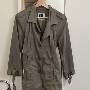 KUT from Kloth Trench Coat